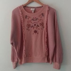 KNOX ROSE size XL sweater
